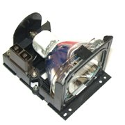 Electrified VLT-X70LP Replacement Lamp with Housing for Mitsubishi Projectors