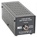 Mfj-264 Dry Dummy Load, 1.5kw, 0-600 Mhz , SO-239 Input Review