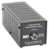 Mfj-264 Dry Dummy Load, 1.5kw, 0-600 Mhz , SO-239 Input
