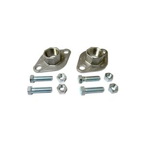 Taco 110-252SF Stainless Steel Freedom Flanges (pair), 1'' NPT