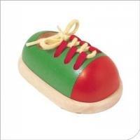 Schuhe Binden Lernen Plantoys Amazon De Spielzeug