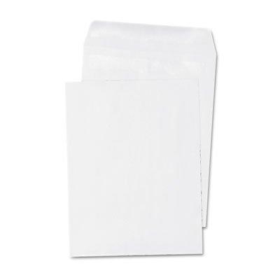Self-Seal Catalog Envelope, 12 x 15 1/2, White, 100/Box, Sold as 100 Each