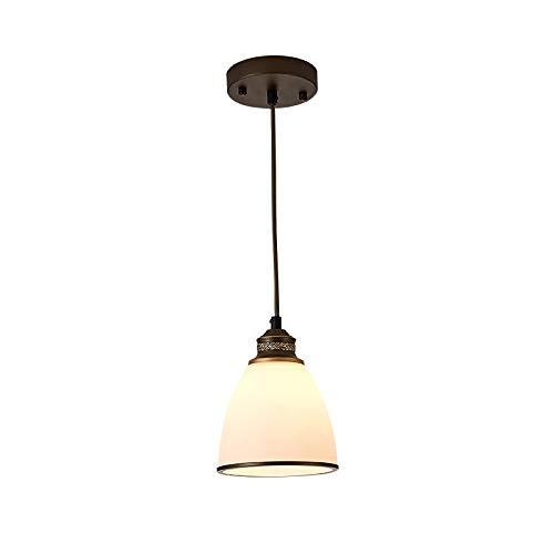 Light-S アイアンペンダントライトアメリカンビレッジハングランプバーシーリングライトE27 * 1(光源なし)   B07TP2DR5K