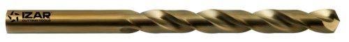 DIN 338 N Izar 19307 Broca Mango Cil/índrico Materiales Duros Ambar HSSE 5/%Co Serie Corta 11.50 mm Di/ámetro Corte 1016