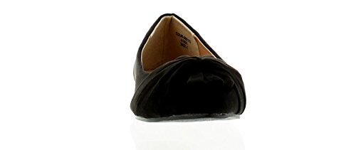 Apache ROS Womens Flats Black - Black - UK Sizes 3-8 b6yOvz