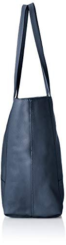 navy e Blu Large blu Shoppers a Liebeskind Donna Berlin Essential borse Shopper tracolla ZaFC4
