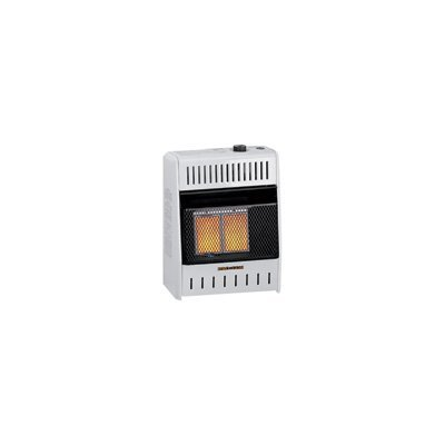 ProCom Radiant Vent-Free Heater - Liquid Propane 10,000 BTU, Model# ML100HPA Built In Liquid Propane Heater