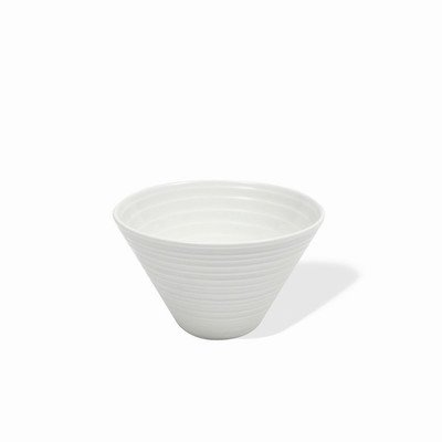 Maxwell and Williams Basics Cirque Conical Bowl, 5.5-Inch, White
