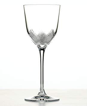 - Martha Stewart for Wedgwood Sundew Wine Glass