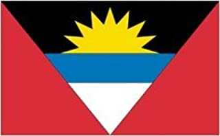 product image for All Star Flags 3x5' Antigua & Barbuda Nylon Flag - All Weather, Durable, Outdoor Nylon Flag