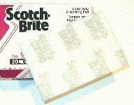 3M Scotch-Brite Light Duty Cleaning Pad (98)- 20 count by Scotch-Brite