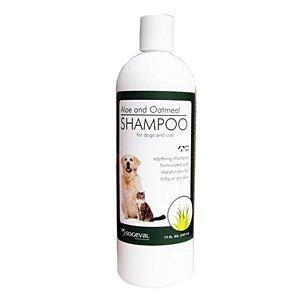 Sogeval Aloe and Oatmeal Shampoo [Soap-Free], 17 oz., My Pet Supplies