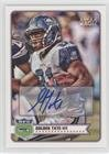 Golden Tate (Football Card) 2012 Topps Magic - [Base] - Autograph [Autographed] #162