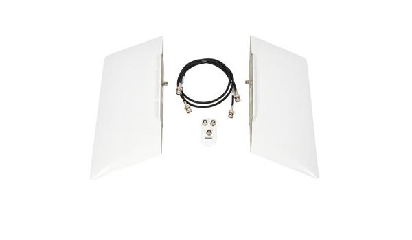 D & M/Edo vor/Loc/GS equilibrado Loop antena/hoja tipo/una ...