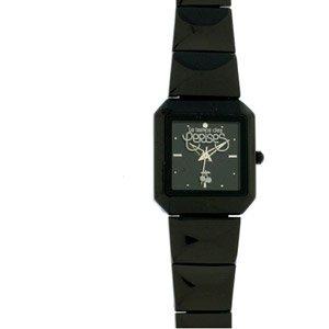 Le Temps des Cerises Damen-Armbanduhr Analog Quarz Edelstahl TC47TBKM
