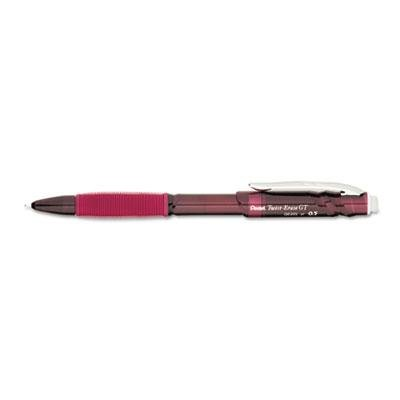 Pentel - 8 Pack - Twist-Erase Gt Pencils 0.5 Mm Red ''Product Category: Writing & Correction Supplies/Pencils''