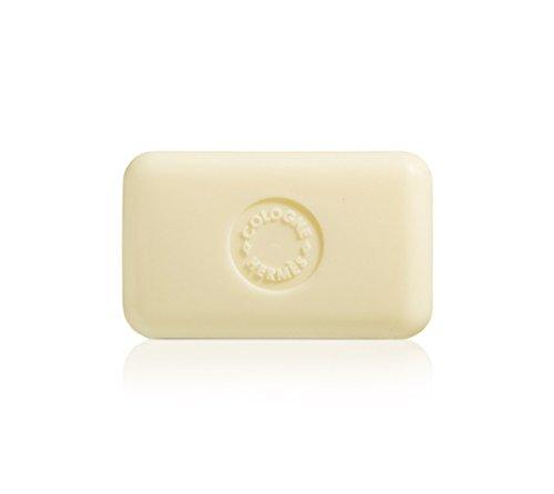 Hermès Soap - Eau d'Orange Verte Luxury Perfumed Gift Boxed Soap Imported From Hermès Paris - Citrus and Mint Fragrance - 3.5 Ounces / 100 Grams - Gift Boxed Perfumed Soap / Savon Parfume