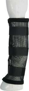 Abetta Mesh Fly Leg-Wrap Boots