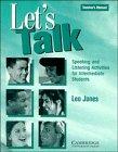 Let's Talk, Leo Jones, 0521467527