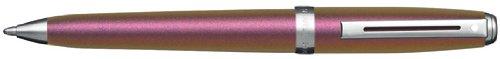 (Sheaffer Prelude Chameleon Radiant Magenta Nickel Trim Ballpoint Pen)