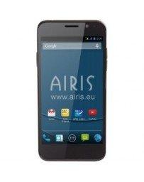 Airis-TM52Q-4GB-Negro-Smartphone-SIM-doble-Android-GSM-Micro-USB-Concha-ARM