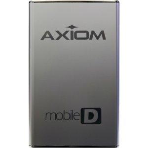 AXIOM USB3HD2571TB-AX 1TB 2.5 EXTERNAL USB 3.0 PORTABLE SATA DRIVE 7200RPM drive axiom memory solutions usb3hd2571tb ax mobile d hard drive axiom from Axiom