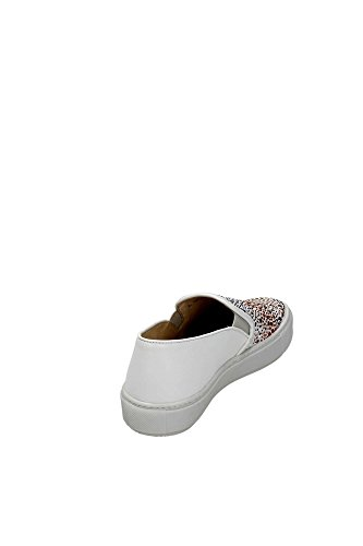 Damen Bianco Sneaker Janet Weiß Sport Cawv7Zq5