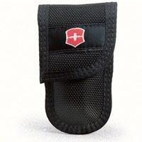Victorinox Cordura Belt Pouch Swiss Army Knife Pouches Black 33214, Outdoor Stuffs