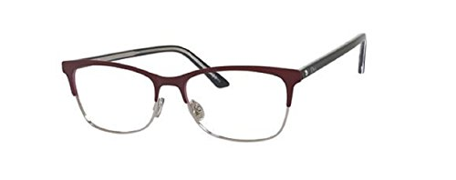 Dior Montaigne 32 Matte Burgundy Black 0SF2 - Dior Glasses Frame