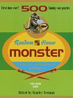 Random House Monster Sunday Crossword Omnibus, Stanley Newman, 0812930592
