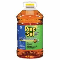 Pine-Sol Liquid Cleaner, Disinfectant, Deodorizer, Pine Scent, 144 oz Bottle (3 Pack) - Scent 144 Ounce Bottle