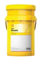 SHELL OMALA S2 G 220 INDUSTRIAL GEAR OIL 20LTR by Shell