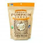 CB's Nuts Organic Pumpkin Seeds, 4 Ounce