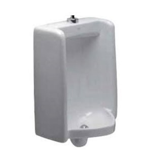 Zurn Z5758-U Retro-Fit Pint Urinal .125 gpf - Fixture Only