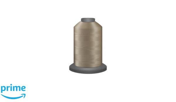 40-5000 Meter Spool Glide Thread Trilobal Polyester No 10WG4 Warm Grey 4