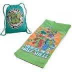 Teenage Mutant Ninja Turtles 2-Piece Toddler Slumber Bag with Duffle