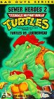 Teenage Mutant Ninja Turtles - The Bad Guy Series: Turtles Vs. Leatherhead / Leatherhead Meets the Rat King [VHS]