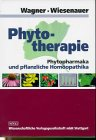 img - for Phytotherapie. Phytopharmaka und pflanzliche Hom opathika. book / textbook / text book