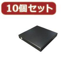 【まとめ 3セット】 変換名人 10個セット スリム光学ドライブケース(IDE) DC-SI/U2X10 B07KNSY5QR