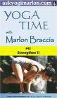 (42) Marlon Braccia: Yoga: Strengthen II [VHS]