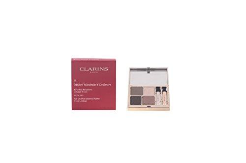 Clarins - Eye Quartet Mineral Palette # 11 Forest - 5.6g/0.1oz