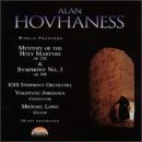 : Hovhaness: Mystery of the Holy Martyrs (World Premiere) / Symphony No. 3 Op. 148