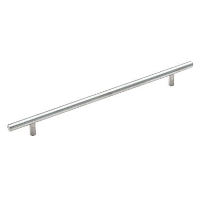 Amerock Bp19013cs-G9 Bar Pull 256mm Steel Sterling Nickel