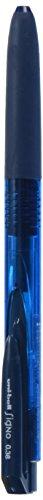 Uni Ball Signo Knock Ballpoint Pen RT1 0.38mm Color, Blue Black (UMN15538.64)
