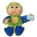 Cabbage Patch Kids Cuties: Born To Be Wild - Plush Duck w/ Pacifier