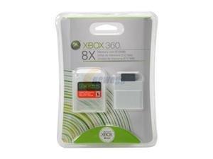 xbox 360 memory unit 512mb - 8