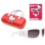 Hello Kitty Sonnenbrille mit Tragetasche