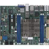 Supermicro Motherboard MBD-X11SDV-8C-TP8F-B Xeon D-2146NT 256GB DDR4 VGA/D-Sub Flex ATX Bulk Pack ()