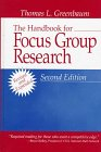 The Handbook for Focus Group Research, Greenbaum, Thomas L., 0761912525