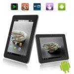 SANEI N83 8GB Allwinner A10 1GB DDR3 Android 4.0 Tablet PC with 8